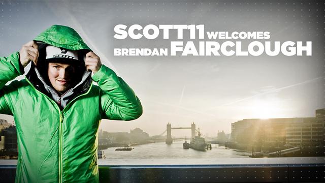 SCOTT11 Welcomes Brendan Fairclough to the Team