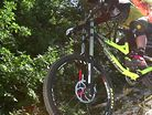 First Look: Introducing the 2015 BOS Idylle FCV 37 Fork
