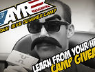 """Ayr Academy """"Learn From Your Heroes Camp Giveaway"""""""