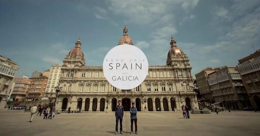 Team Mia Santa Cruz - Viva Espana Trip