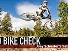 Pro Bike Check: Joey Schusler's Yeti SB-66 Carbon