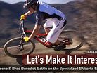Specialized S-Works Enduro 29 Trail Battles - Let's Make It Interesting
