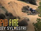 Rapid Fire: Mikey Sylvestri DH Blazing