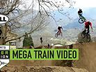 VIDEO: 2013 Super Session Mega Train