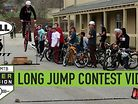 VIDEO: 2013 Super Session Long Jump Contest
