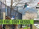 Rapid Fire: Cody Gessel's Crazy Roof Gap from Super Session