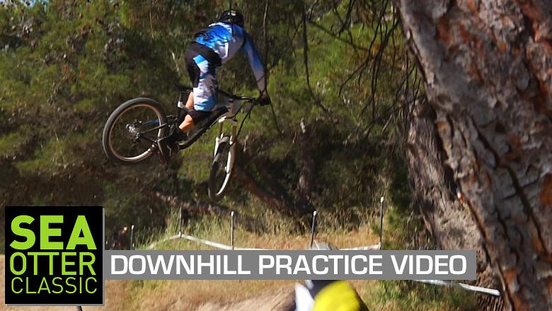 VIDEO: Sea Otter Classic Downhill 2013