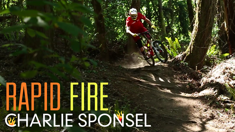 Rapid Fire: Charlie Sponsel
