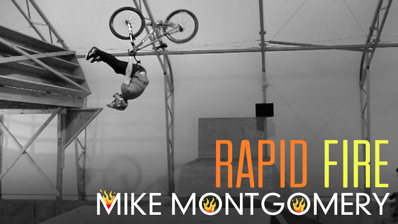 Rapid Fire: Mike Montgomery at Highland Training Center
