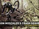 CRASH SEQUENCE: Jason Moschler Goes Down at Hood River Oregon Enduro