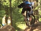 CRASH VIDEO: Andrew Neethling's Superman to Oblivion at Val di Sole