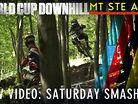 Vital RAW: Saturday Smashing from Mont Sainte Anne
