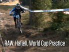 Vital RAW: Hafjell, Norway World Cup Downhill Mountain Bike Action