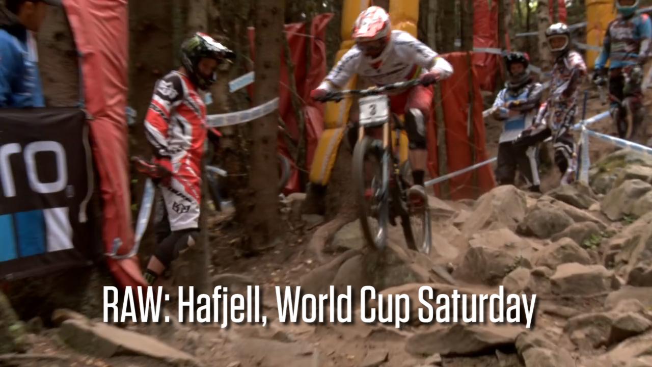 Vital RAW: Hafjell, Norway World Cup Downhill Rock Smashing Saturday