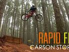 Rapid Fire: Carson Storch Shredding Black Rock, Oregon