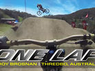 ONE LAP: Troy Brosnan on the Thredbo DH Course