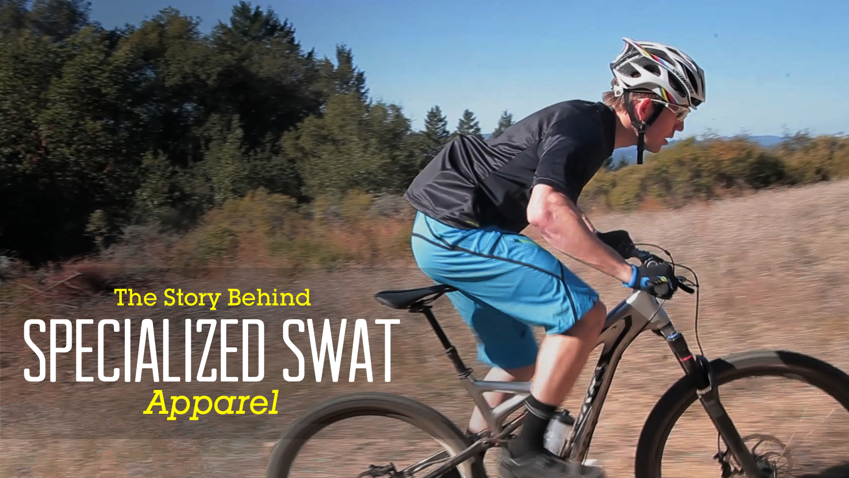 Forget the Pack - The Story Behind Specialized SWAT Apparel