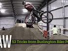 RAW: 53 Tricks from the Burlington Bike Park