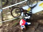 SCORPION ALERT! Loic Bruni's Mont Sainte Anne Crash