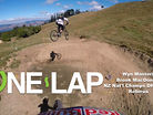 ONE LAP: Wyn Masters & Brook MacDonald, NZ National Champs DH Course in Rotorua