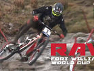 Vital RAW - Fort William World Cup Case-o-Rama & Wind Tunnel