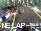 ONE LAP - Iago Garay - Enduro World Series Samoens Day 1, Stage 2
