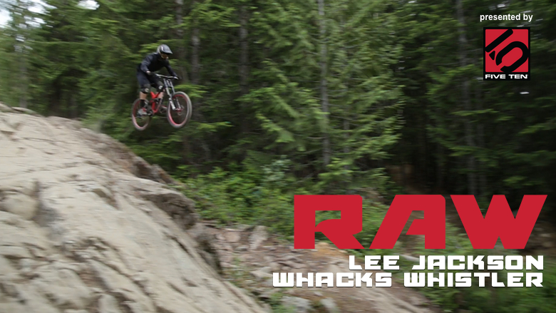 Vital RAW - Lee Jackson Whacks Whistler + Norco Aurum Bike Check