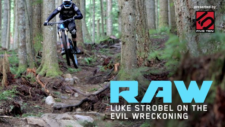 Vital RAW - Luke Strobel on the Evil Wreckoning