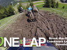 ONE LAP - Brook MacDonald, Crankworx Les Gets DH