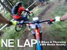 ONE LAP - E-Bikes & Throwing Elbows, EWS Media Reality Check