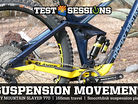 SUSPENSION - Rocky Mountain Slayer 770 MSL from Vital MTB's Test Sessions