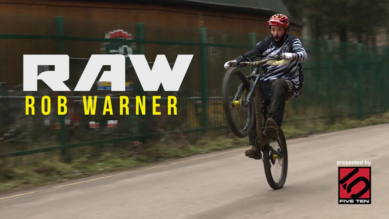 Vital RAW - Rob Warner