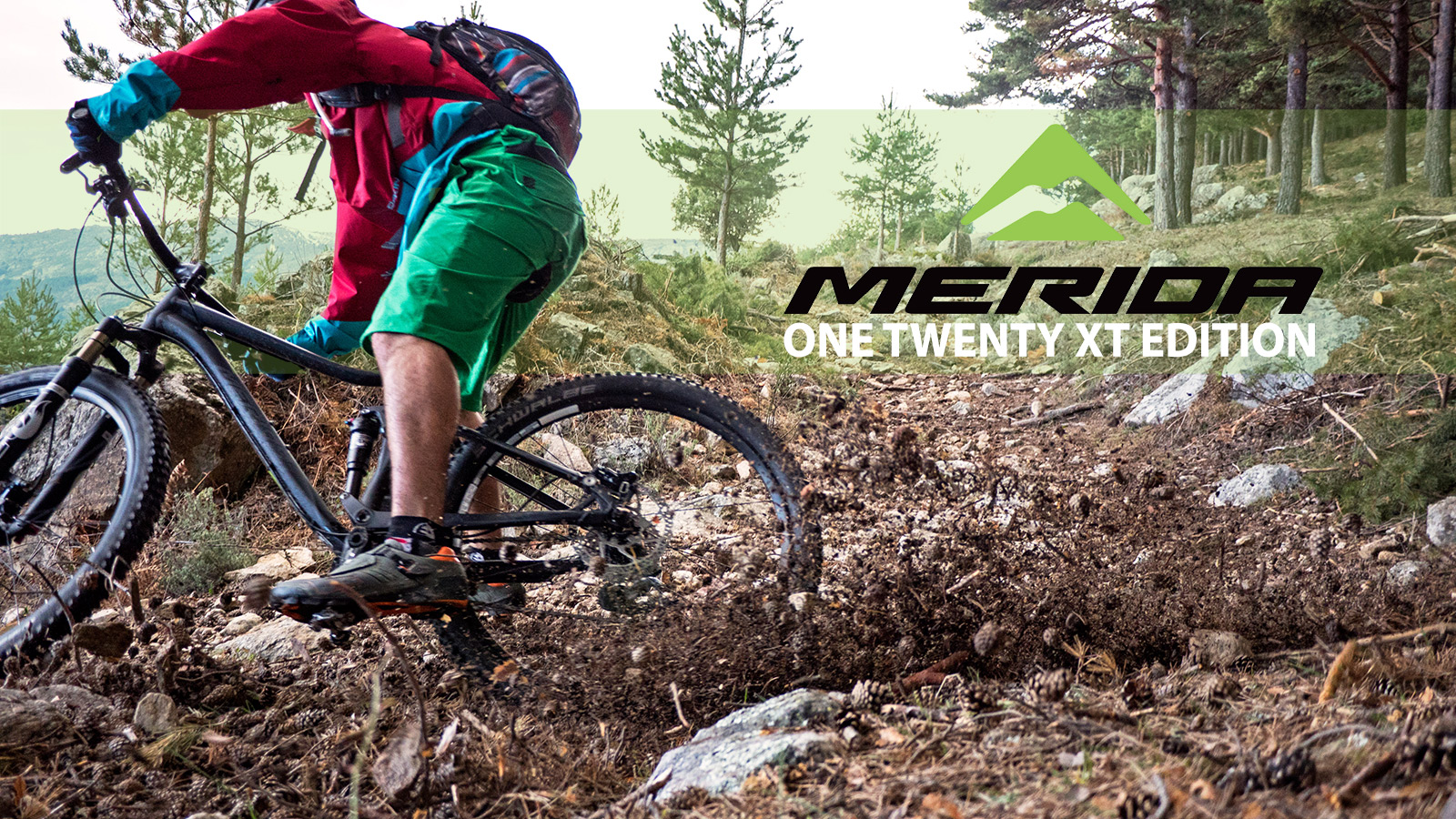 A day with the new Merida One Twenty 2015
