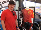 Fox Head Push Pant at the 2012 Sea Otter Classic